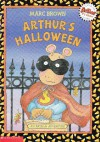 Arthur's Halloween (An Arthur Adventure) - Marc Brown