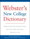 Webster's New College Dictionary - Merriam-Webster, Michael E. Agnes