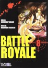 Battle Royale 8 - Koushun Takami