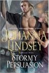 Stormy Persuasion: A Malory Novel - Johanna Lindsey