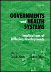 Governments and Health Systems: Implications of Differing Involvements - David Chinitz, Joshua Cohen