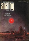Analog Science Fiction And Fact, August 1967 W/Poul Anderson's Starfog - Frank Herbert, Poul Anderson, Mack Reynolds, William T. Powers, Christopher Anvil, Chesley Bonestell, Walt Richmond, Leigh Richmond