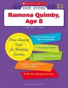 Ramona Quimby, Age 8 (Scholastic Book Guides, Grades 3-5) - Beverly Cleary