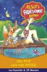 The Fox and the Stork. by Lou Kuenzler, Jillian Powell - Lou Kuenzler