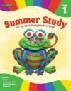 Summer Study: Grade 1 (Flash Kids Summer Study) - Flash Kids Editors