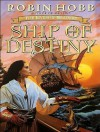 Ship of Destiny - Robin Hobb, Anne Flosnik