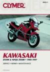 Kawasaki ZX500 & 600 Ninja 85-97 - Clymer Publishing