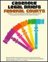 Federal Courts: Fallon M & S (Hart & Wechsler) (Casenote Legal Briefs) - Casenote Legal Briefs