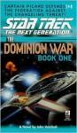 Behind Enemy Lines: The Dominion War #1 - John Vornholt