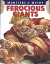 Ferocious Giants - Gerrie McCall, Lisa Regan