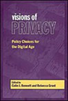 Visions of Privacy - Colin J. Bennett