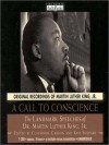 A Call to Conscience: The Landmark Speeches of Dr. Martin Luther King Jr. (Audio) - Clayborne Carson, Clayborne Carson, Kris Shepard, Hachette Assorted Authors