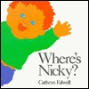 Where's Nicky? - Cathryn Falwell