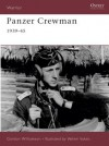 Panzer Crewman 1939-45 - Gordon Williamson, Velimir Vuksic