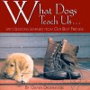 What Dogs Teach Us...: Life's Lessons Learned from Our Best Friends - Glenn Dromgoole