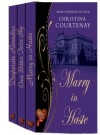 Regency Collection from Christina Courtenay (Choc Lit) - Christina Courtenay