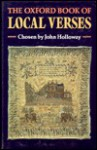 The Oxford Book of Local Verses - John Holloway