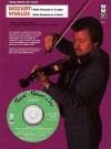 Music Minus One Violin: Mozart Violin Concerto No. 4 in D major, KV218; Vivaldi Concerto in A minor, op.3 no.6 (Book & CD) - Wolfgang Amadeus Mozart