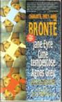 Jane Eyre - Cime tempestose - Agnes Grey - Charlotte Brontë, Emily Brontë, Anne Brontë