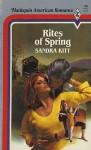Rites of Spring - Sandra Kitt