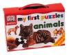 My First Puzzle: Animals - John Adams, Anne Millard