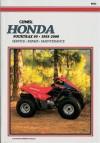 Honda Fourtrax 90, 1993-2000: Service, Repair, Maintenance - Clymer Publishing
