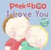 Giant Lift the Flap: Peekaboo I Love You (Big Lift the Flap) - Parragon Books