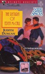 The Return of Eden McCall (Wide Open Spaces) (Silhouette Intimate Moments, No. 651) (Silhouette Intimate Moments, No 651) - Judith Duncan