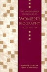 The Northeastern Dictionary of Women's Biography: Revised by Maggy Hendry - Jenny Uglow