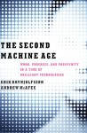 The Second Machine Age: Work, Progress, and Prosperity in a Time of Brilliant Technologies - Andrew McAfee, Erik Brynjolfsson