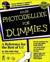 Adobe PhotoDeluxe For Dummies - Julie Adair King