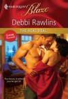 Mills & Boon : Blaze Duo/The Real Deal/One Winter's Night - Debbi Rawlins, Lori Borrill