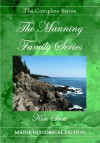 The Manning Family Series: The Complete Series (The Manning Family Series #1-2) - Kim Scott