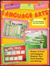 Interactive Bulletin Boards--Langugage Arts: Dozens of Fresh and Engaging Displays That Teach Reading and Writing - Joan Novelli, Judy Meagher