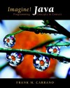 Imagine! Java: Programming Concepts in Context - Frank Carrano