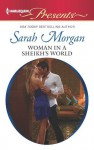 Woman in a Sheikh's World (The Private Lives of Public Playboys) - Sarah Morgan