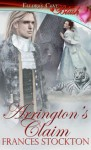 Arrington's Claim - Frances Stockton