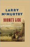 Boone's Lick - Larry McMurtry