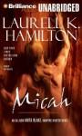 Micah (Anita Blake Vampire Hunter Series) - Laurell K. Hamilton, Rey Colette