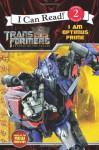 I Am Optimus Prime - Jennifer Frantz, Guido Guidi