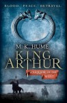Warrior of the West (King Arthur #2) - M.K. Hume