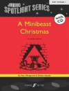 A Minibeast Christmas: Book & CD - Alfred A. Knopf Publishing Company, Pam Wedgwood