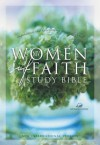 Niv Women Of Faith Study Bible - Anonymous