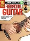 10 Easy Lessons Fingerpick Guitar Bk/CD - Gary Turner, Ltp Publications