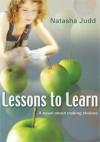 Lessons to Learn - Natasha Judd