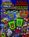 The Trash Pack Smelly Surprise Awful Activity & Coloring Book - Parragon Books