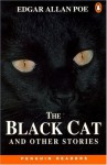 The Black Cat and Other Stories (Penguin Readers Level 3) - David Wharry, Andy Hopkins, Jocelyn Potter, Edgar Allan Poe