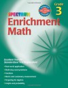 Enrichment Math, Grade 3 (Spectrum Enrichment Math) - Spectrum, Spectrum