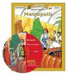 Metropolis Read Along: Bring the Classics to Life Book and Audio CD Level 5 [With CD] - Thea von Harbou