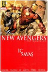 The New Avengers: İç Savaş (The New Avengers #5) - Brian Michael Bendis, İlke Keskin